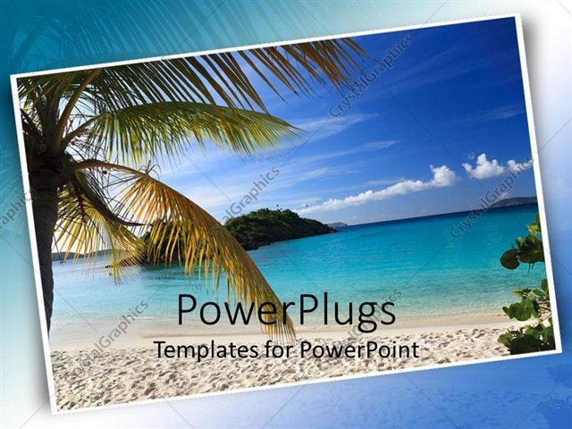 Powerpoint Postcard Template