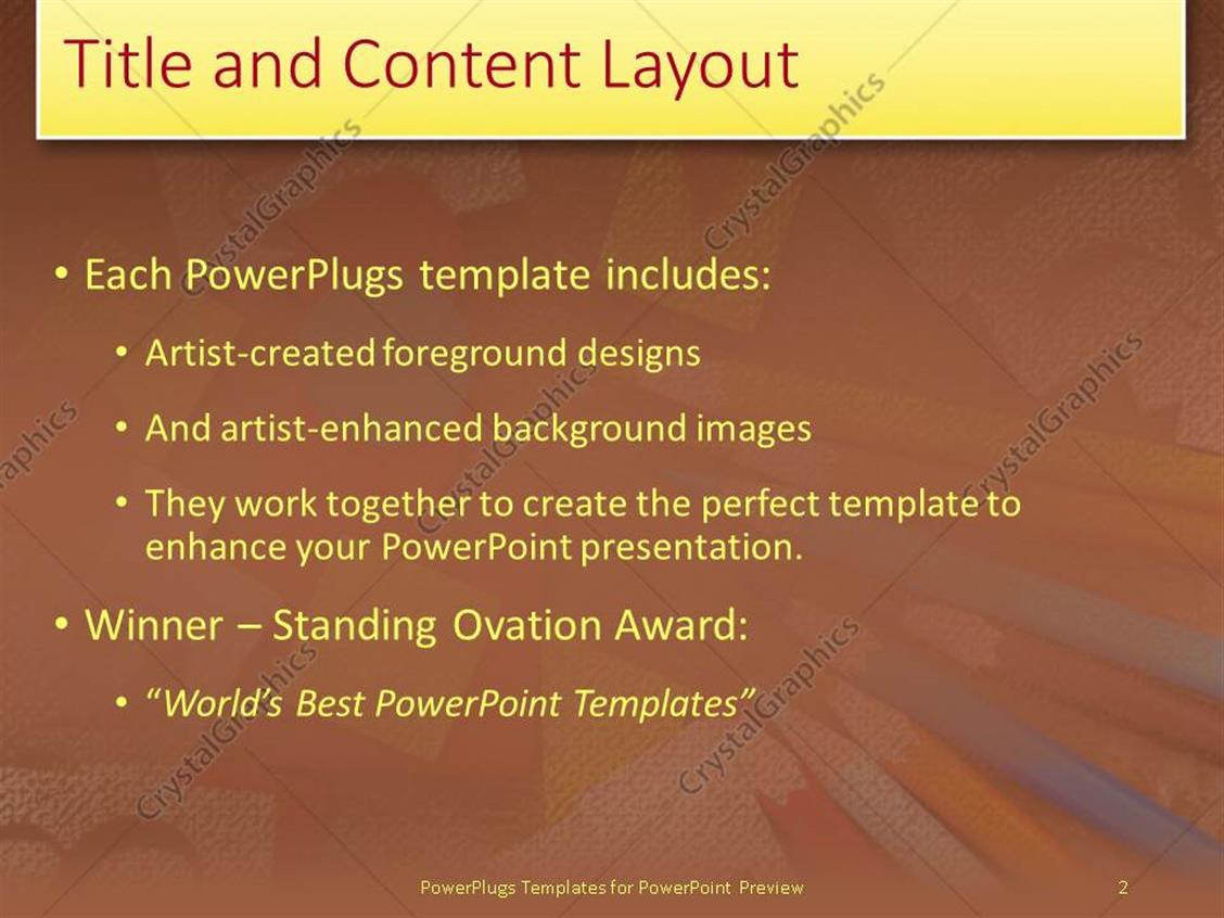 Powerpoint template primary education learning materials colored powerpoint products templates secure toneelgroepblik Images