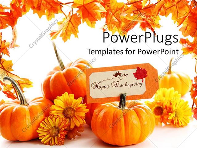 thanksgiving powerpoint background