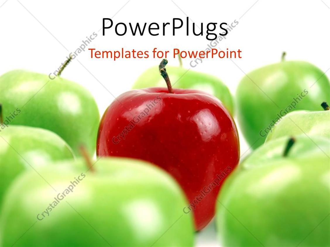 Nutrition Powerpoint Template
