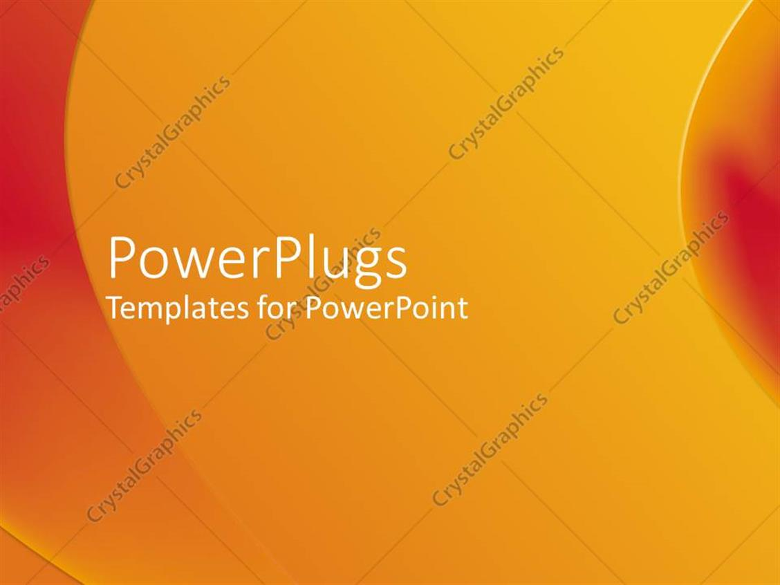 Blue and orange powerpoint template choice image templates orange powerpoint template gallery templates example free download powerpoint template red and orange side curves against toneelgroepblik Image collections