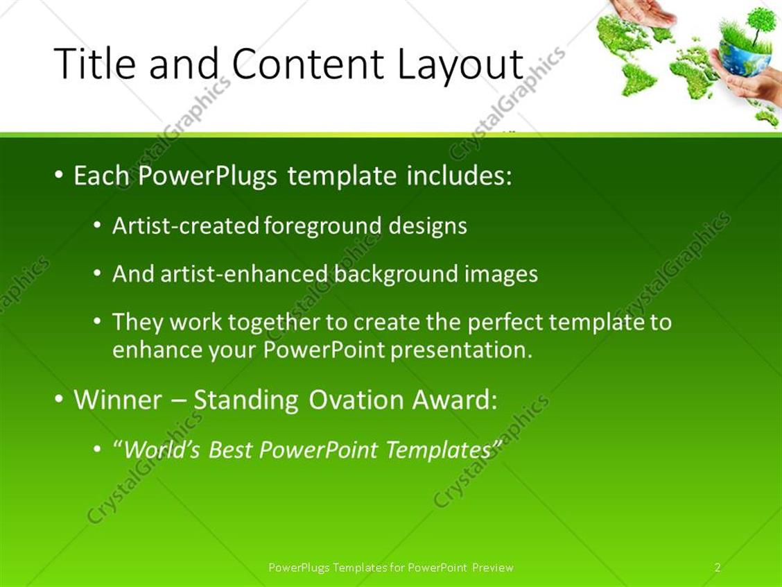 powerpoint templates environmental issues images