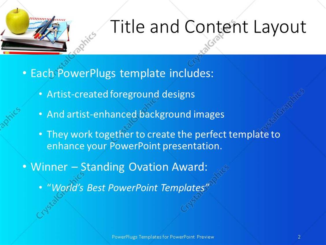 Powerpoint template school theme with notebooks math tools powerpoint products templates secure toneelgroepblik Image collections