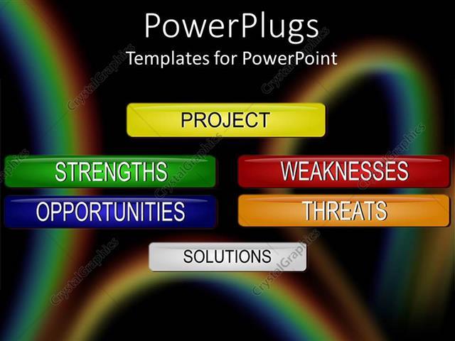 project management presentation template