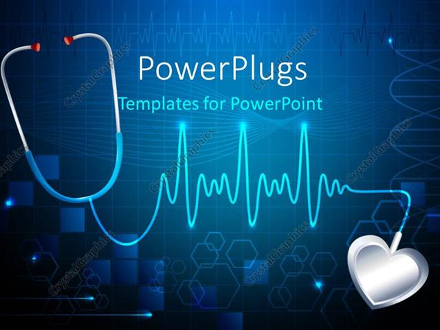 medical background powerpoint
