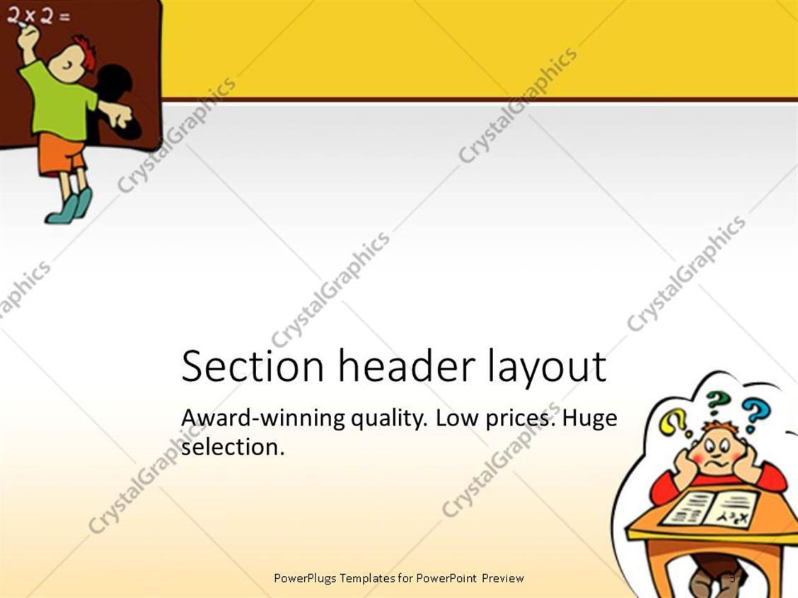 maths powerpoint templates image collections - templates example, Modern powerpoint