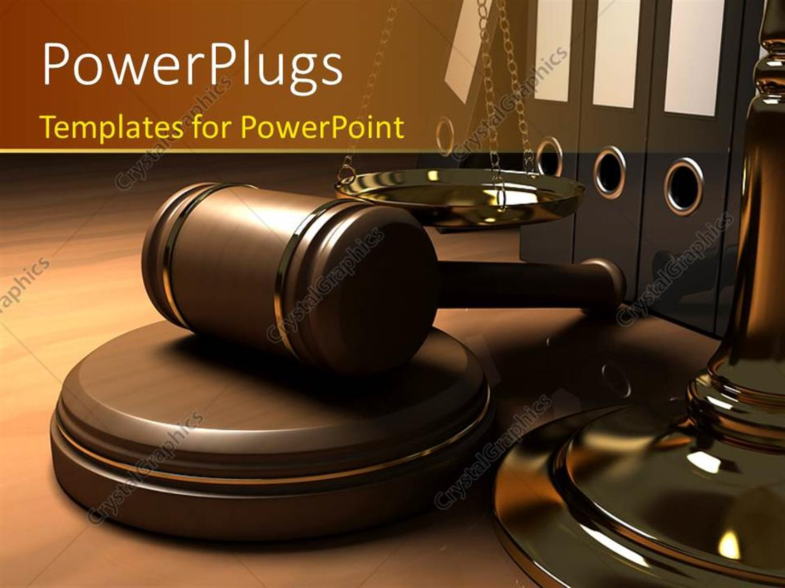 Powerpoint template a table with law gavel balance and law books powerpoint template displaying a table with law gavel balance and law books toneelgroepblik Choice Image