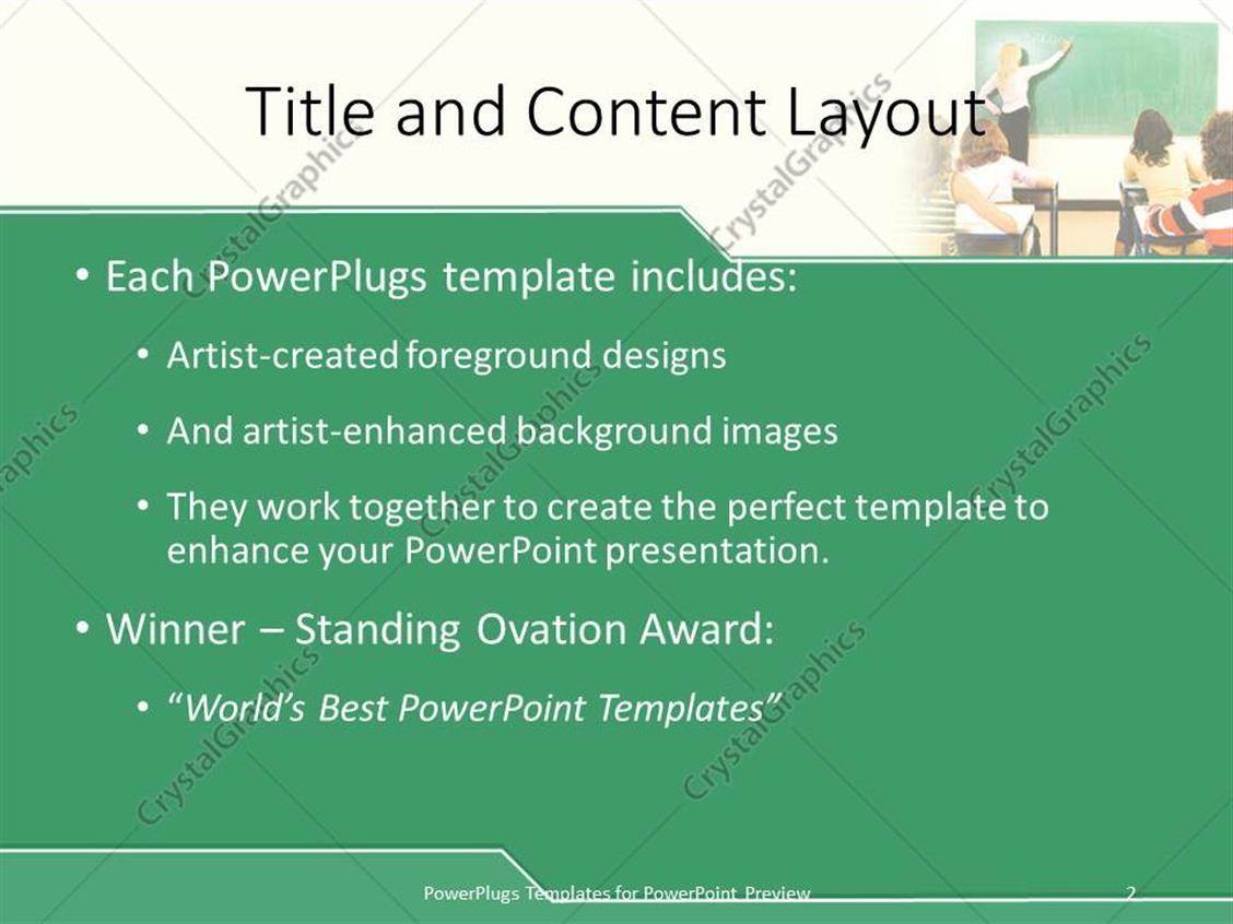 Powerpoint template a teacher in a classroom with a lot of powerpoint products templates secure toneelgroepblik Choice Image
