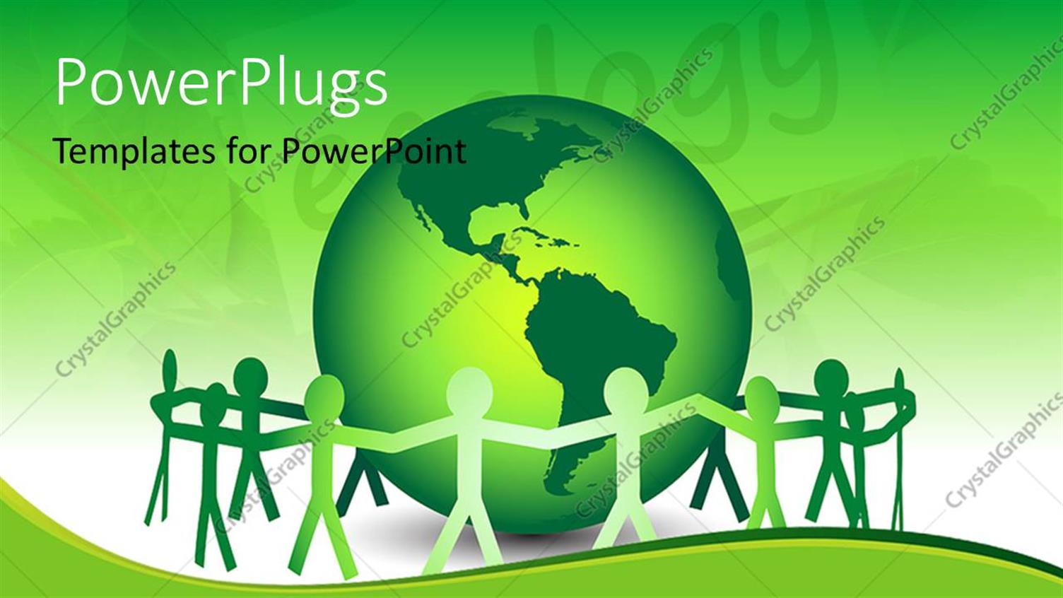 Eco & Green PowerPoint Templates for Presentations