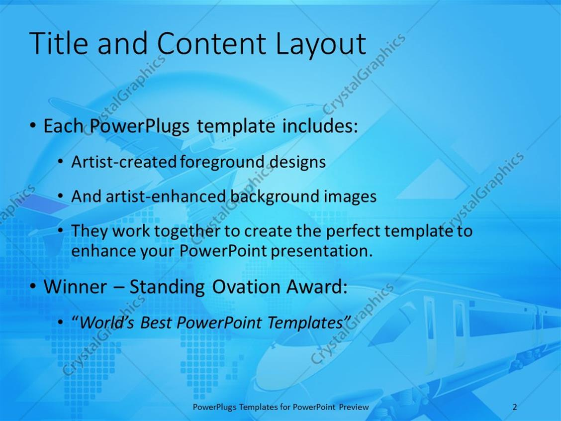 Travel Powerpoint Templates