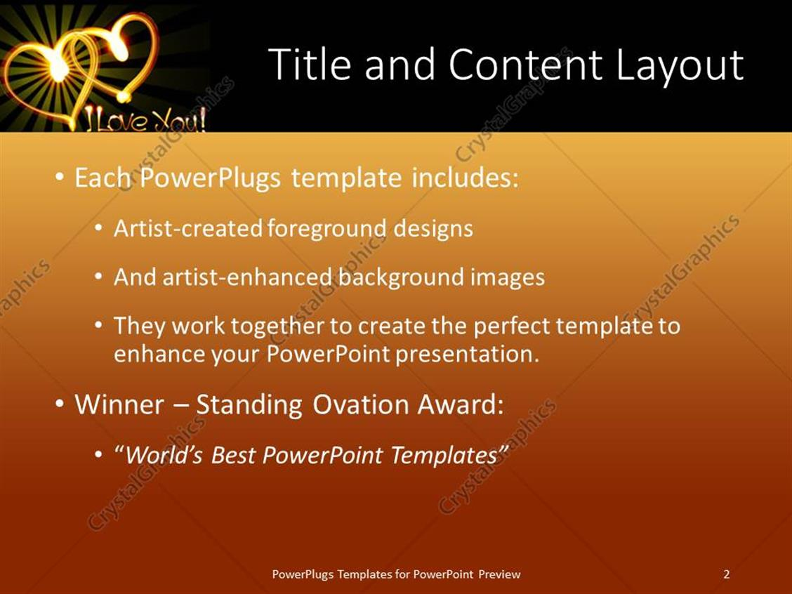 Free wedding powerpoint templates for mac images powerpoint 100 powerpoint templates love 55 best most wanted cars powerpoint templates love powerpoint template two glowing toneelgroepblik Images