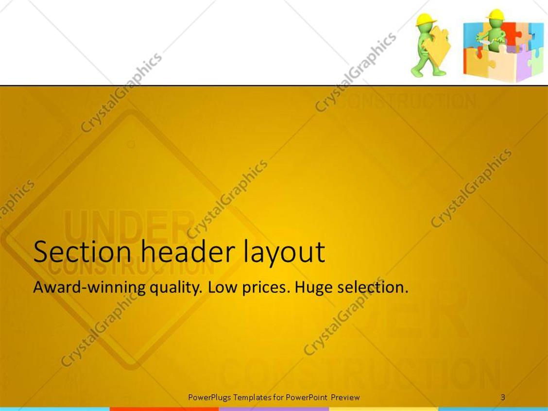 compatible with avery 8366 label template powerpoint template two green animated human characters building