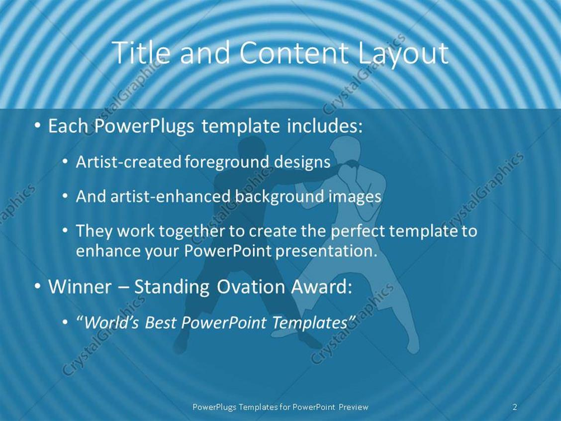 Powerpoint template two men doing martial arts in light blue powerpoint products templates secure toneelgroepblik Image collections
