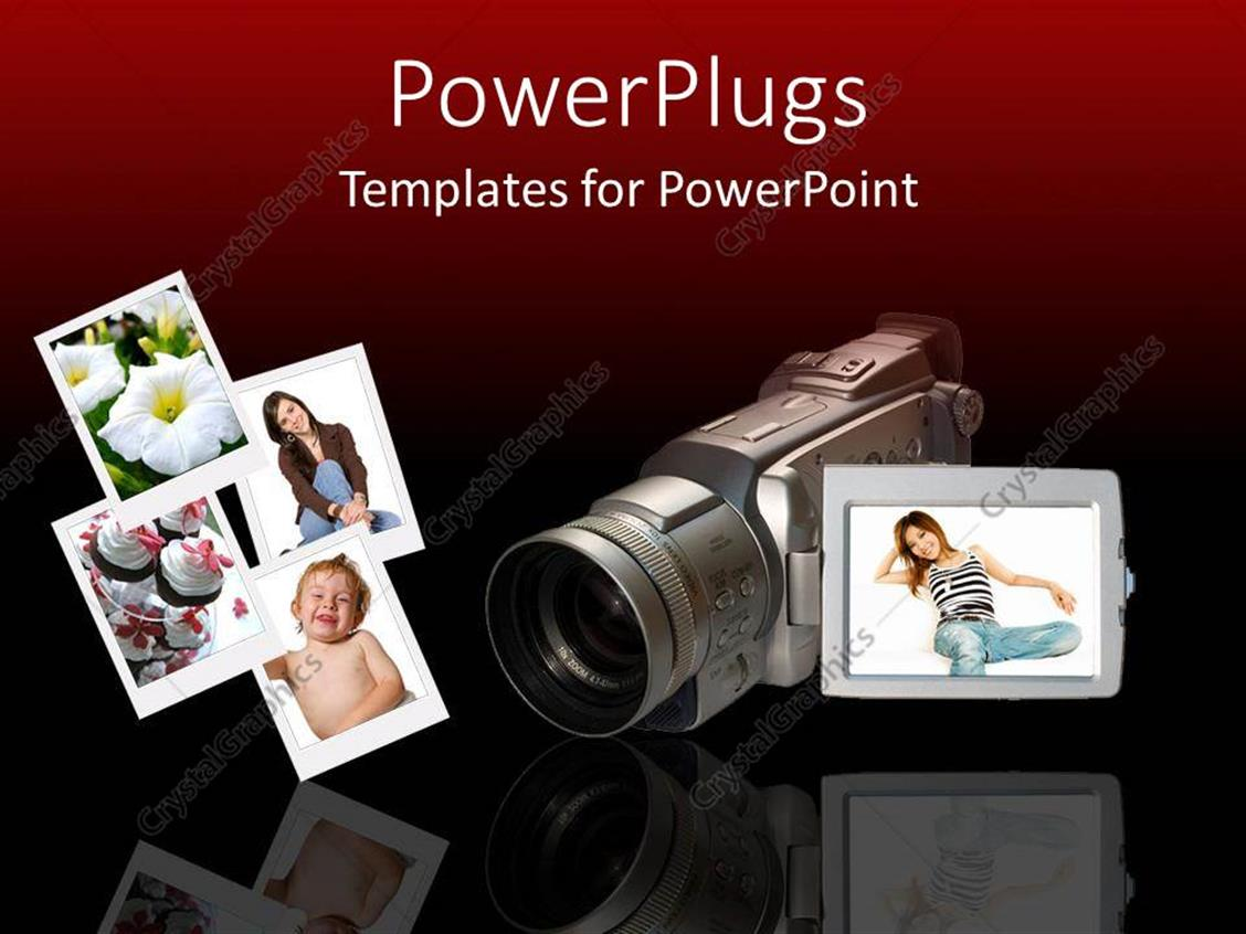 microsoft powerpoint templates photography images - powerpoint, Modern powerpoint