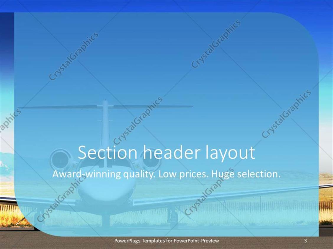 aviation powerpoint templates choice image - templates example, Modern powerpoint