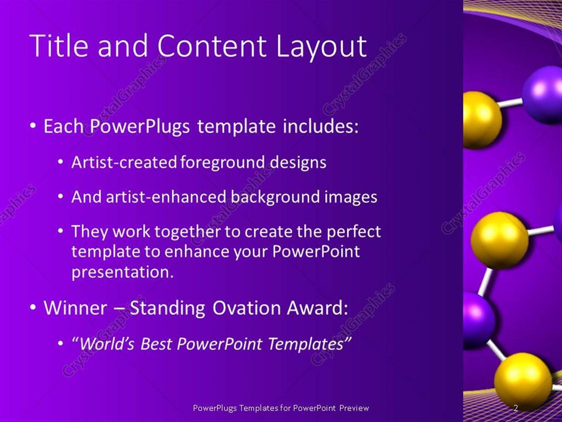Award Powerpoint Template