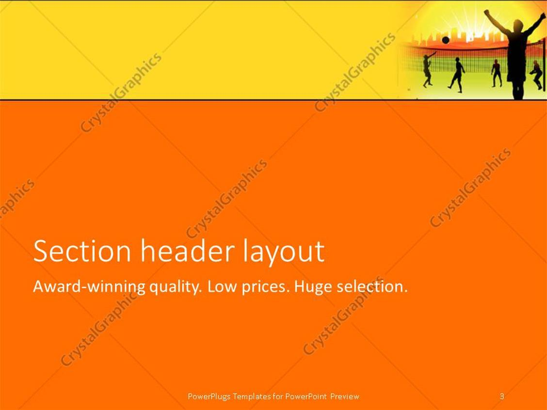 100 awards presentation template heart powerpoint templates awards presentation template powerpoint template youth playing volleyball in ground on nature toneelgroepblik Gallery